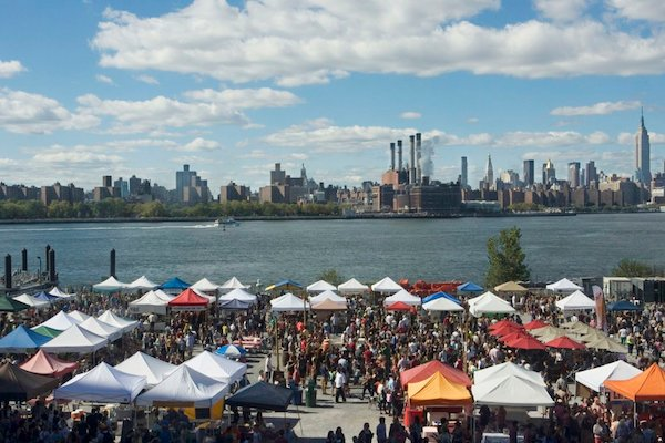 14 Flea Markets & Street Fairs in NYC That You Absolutely Must Visit This Spring