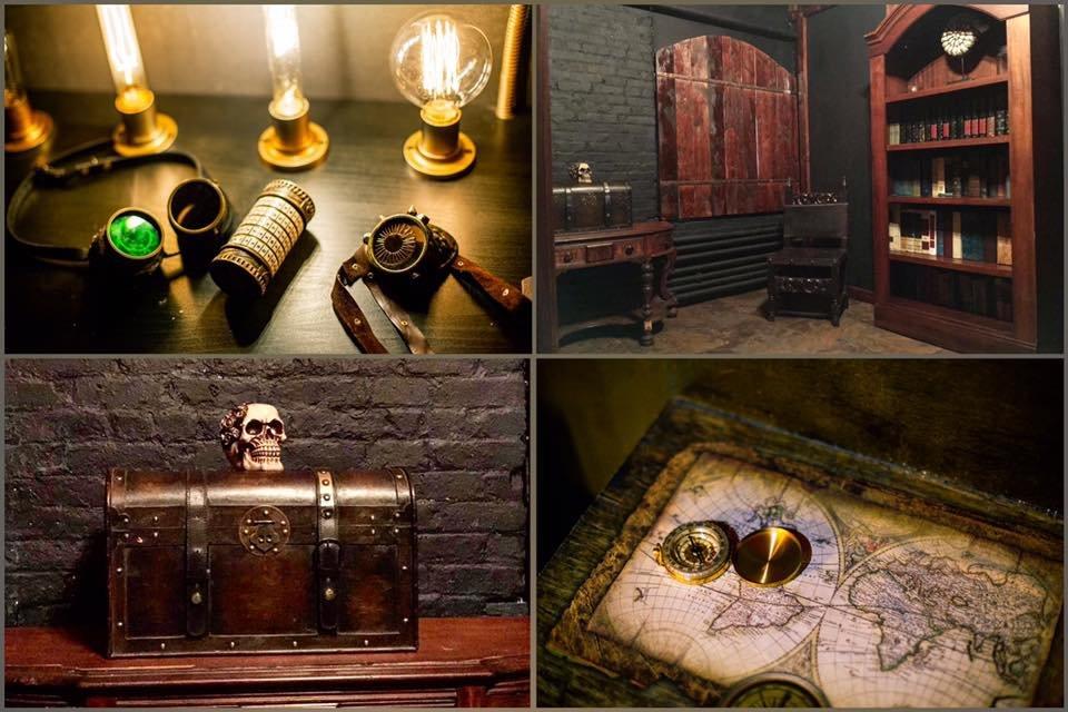 Escape Room Komnata Quest