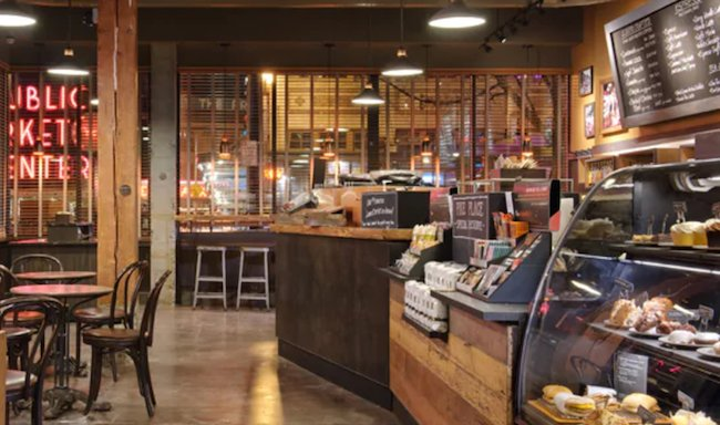 Starbucks is opening an italian food chain in brooklyn for Starbucks italie