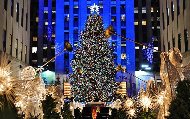 Everything You Need to Know About the Rockefeller Tree Lighting Next ...