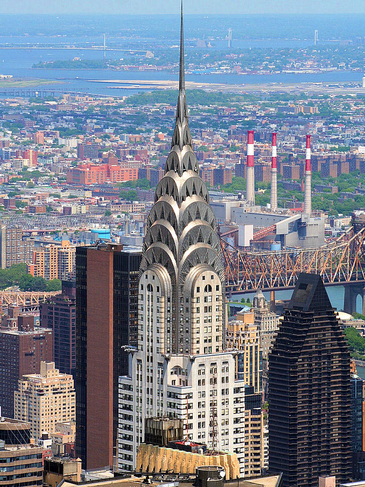 underrated giant in the sky 10 facts new yorkers don 39 t know about the chrysler building. Black Bedroom Furniture Sets. Home Design Ideas