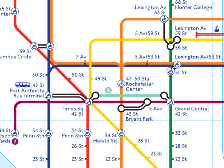 Bryant Park Subway Map.Helpingnothelping Check Out The Nyc Subway Map In The Style Of The