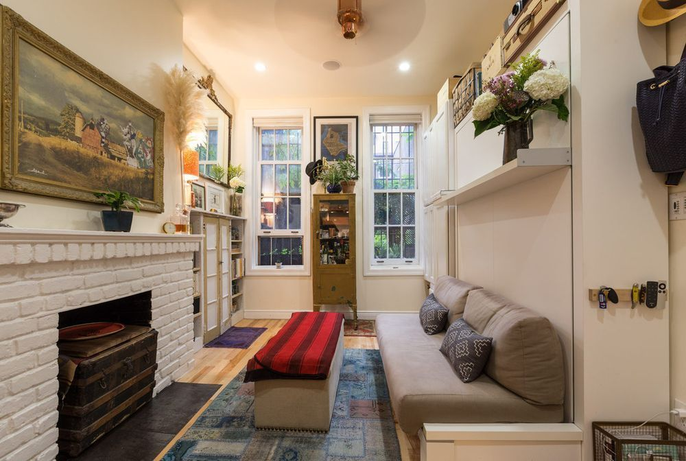 Edit Check Out Get An Inside Look At Nyc S Tiniest Homes The Micro Apartment
