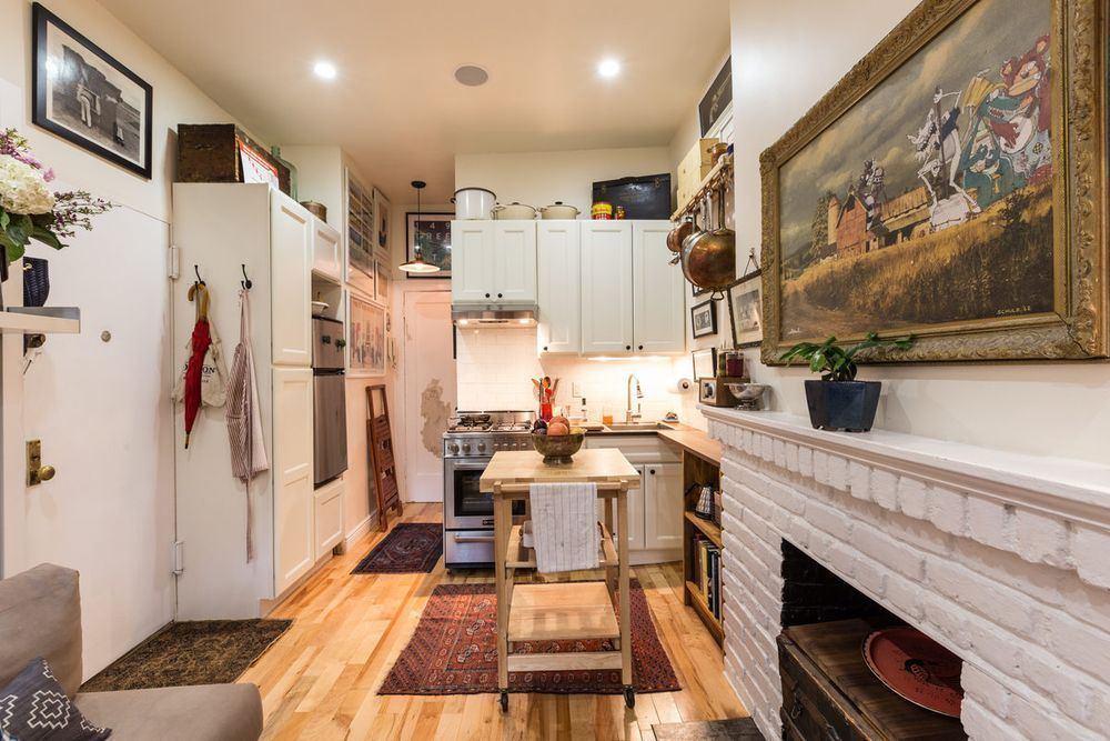 Take A Number And Get In Line The Coolest Tiny Apartment Nyc Is Officially Up For Rent