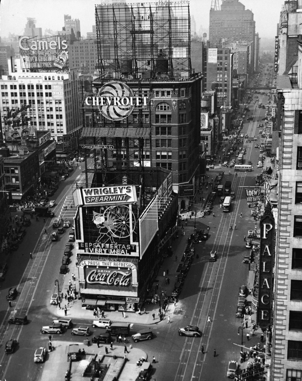 Check Out Times Square Through The Years From 1898 To 1953